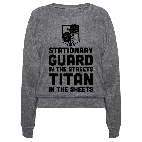 Stationary Guard In The Streets Titan In The Sheets