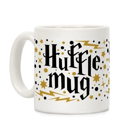 Hufflemug Coffee Mug