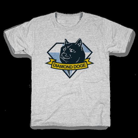 Diamond Doge Kids T-Shirt