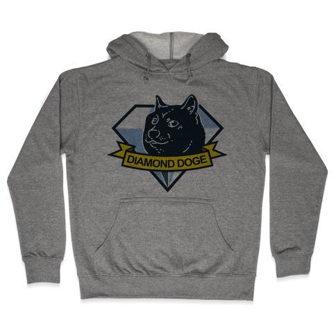 Diamond Doge Hooded Sweatshirt