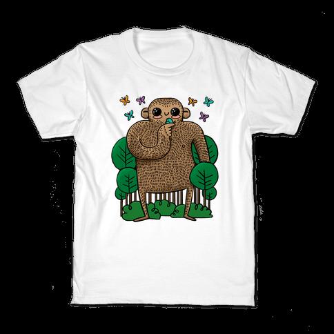 Baby Bigfoot Kids T-Shirt