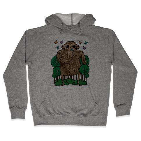Baby Bigfoot Hooded Sweatshirt