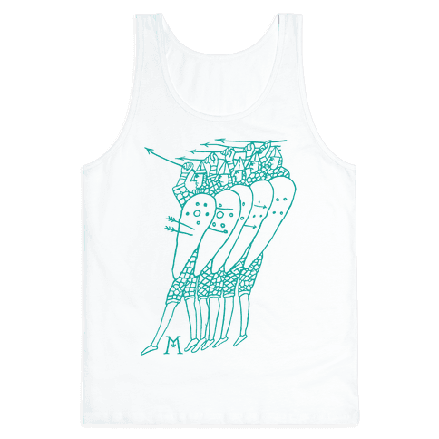 Spearmen Tank Top