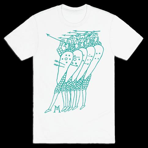 Spearmen Mens T-Shirt