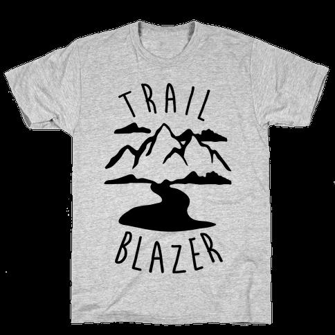Trail Blazer Mens T-Shirt