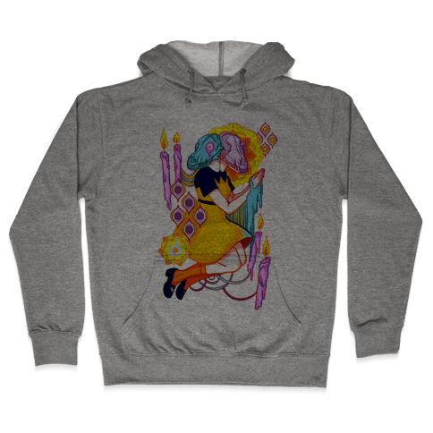 Kaleidoscope Prayer Hooded Sweatshirt
