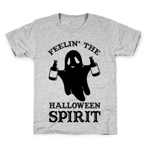 feelin the halloween spirit