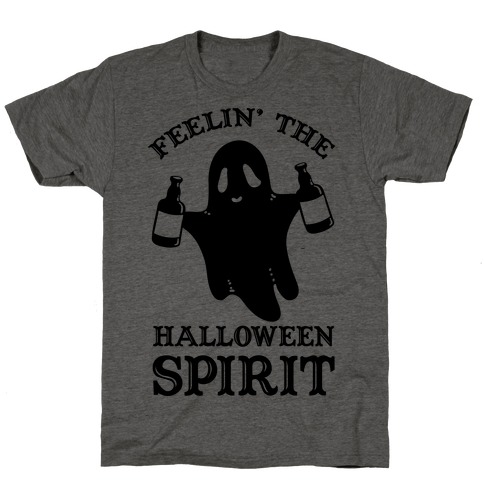 Feelin' the Halloween Spirit T-Shirt