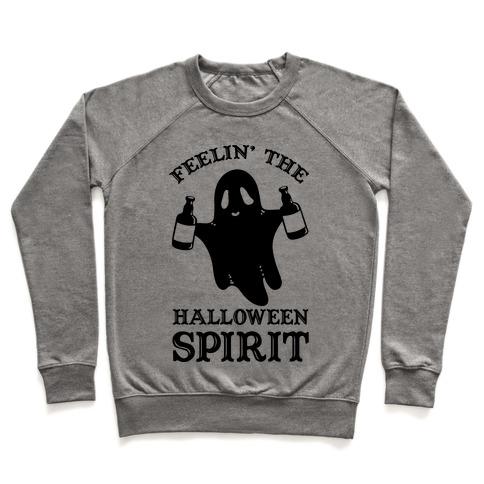 Feelin' the Halloween Spirit Pullover