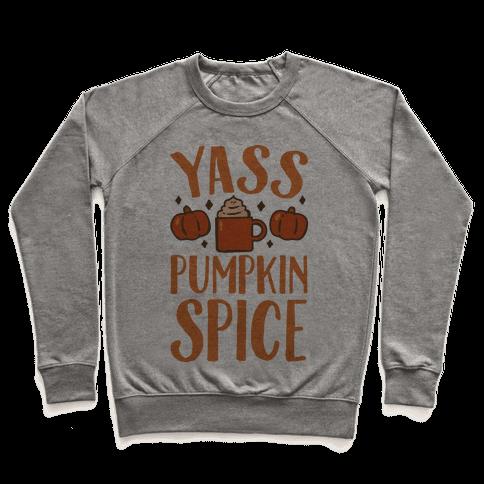 Yass Pumpkin Spice Pullover