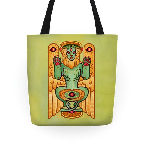 All-Seeing Sphinx Tote