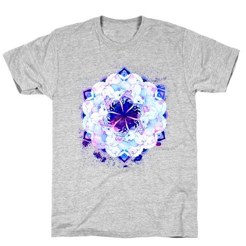 Unicorn Space Ring T-Shirt
