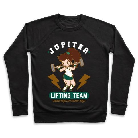 Jupiter Lifting Team Workout Parody Pullover