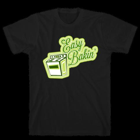 Easy Bakin' Mens T-Shirt