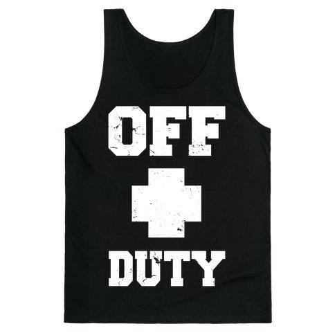Off Duty Tank Top