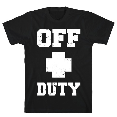 Off Duty T-Shirt