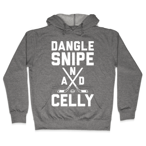 Dangle Snipe And Celly Hooded Sweatshirt