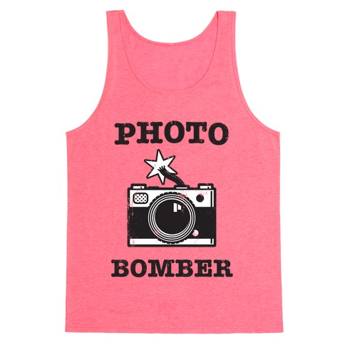 Photo Bomber Tank Top