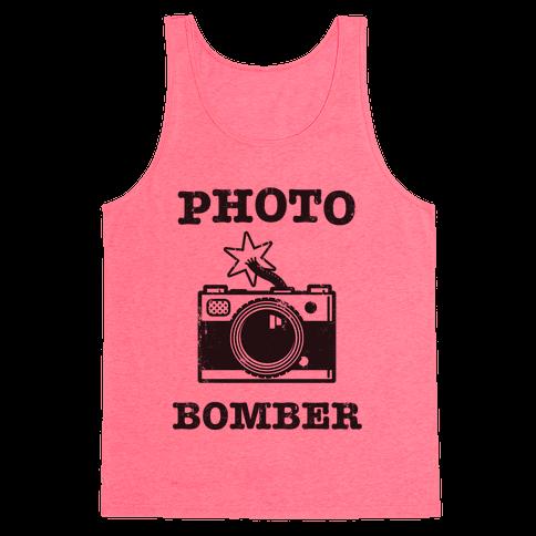 Photo Bomber Tank Top