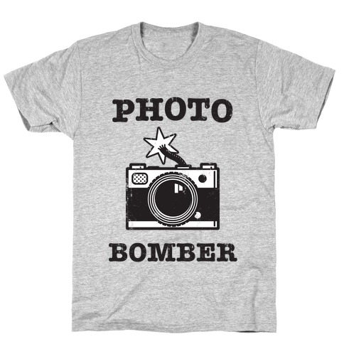 Photo Bomber T-Shirt