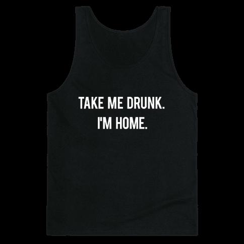 I'm Home Tank Top