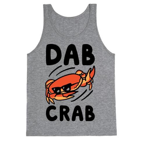 Dab Crab Tank Top