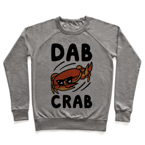 Dab Crab Pullover