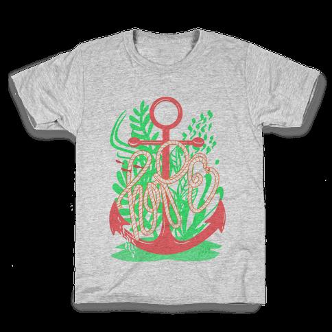 Hope (Neon) Kids T-Shirt
