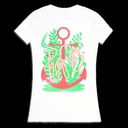 Hope (Neon) Womens T-Shirt