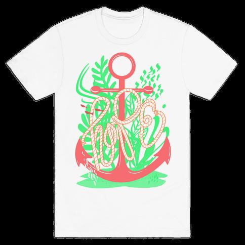 Hope (Neon) Mens T-Shirt
