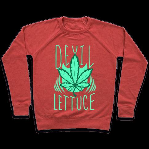 Devil Lettuce Pullover