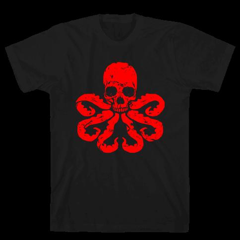 Hail Hydra Mens T-Shirt