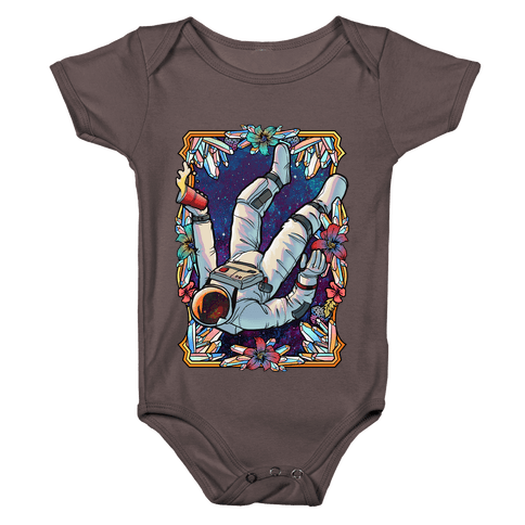 Space Trip Baby One-Piece