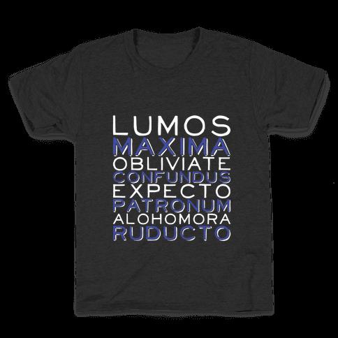 Spells Kids T-Shirt