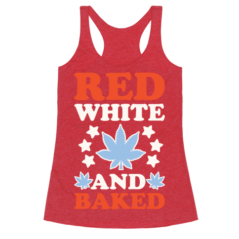 Red White and Baked