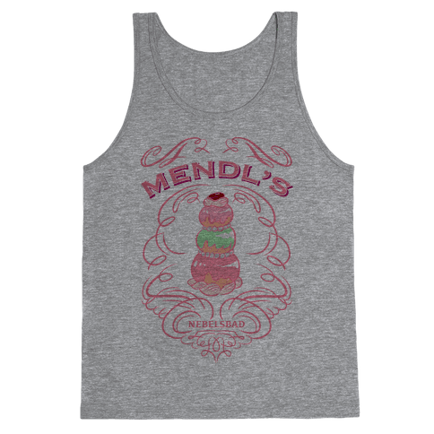 Mendl's Bakery Tank Top