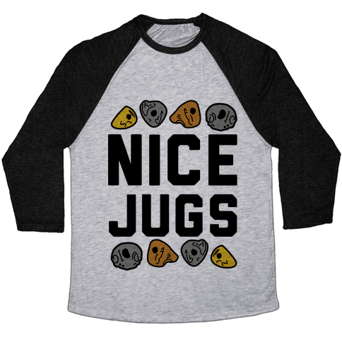 Nice Jugs Baseball Tee