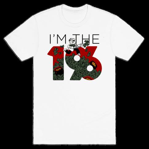 I am the 1% Holiday Season Mens T-Shirt