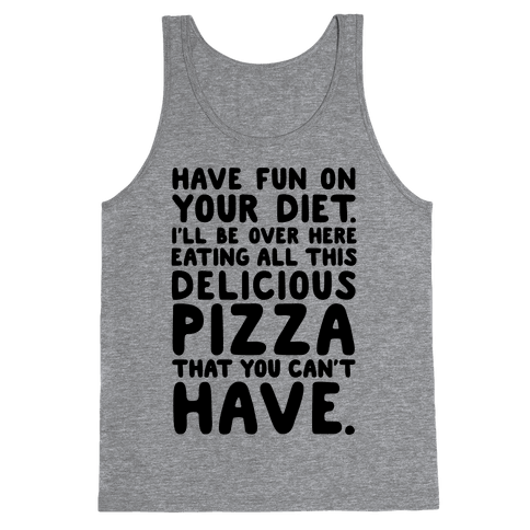 Have Fun On Your Diet