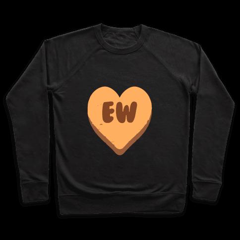 Valentine's Day Heart Ew Pullover