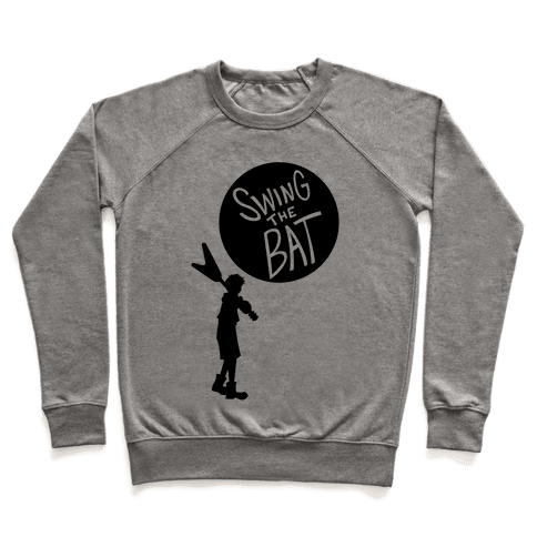 Swing The Bat Pullover