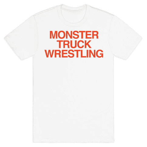 Monster Truck Wrestling