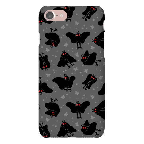 Cute Mothman Pattern Phone Case