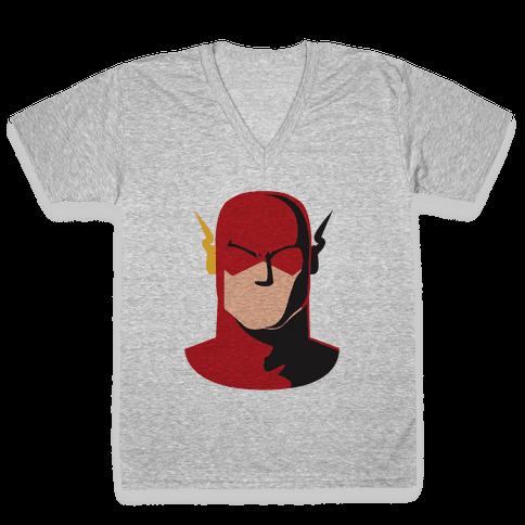 The Fast Hero V-Neck Tee Shirt