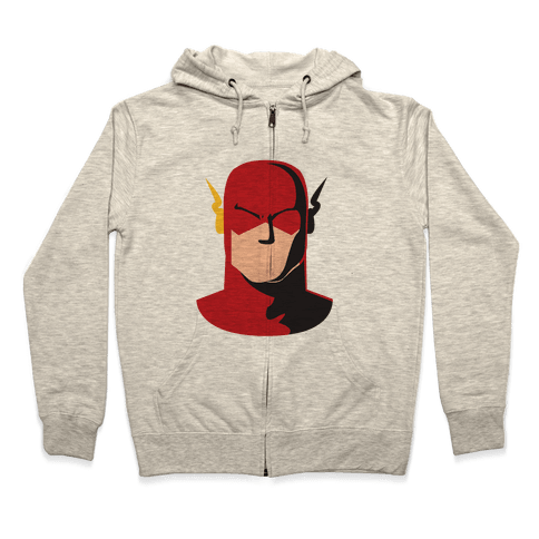 The Fast Hero Zip Hoodie
