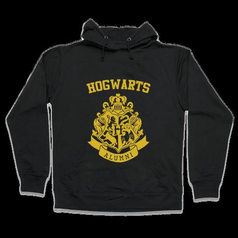 Hogwarts Alumni (Hufflepuff) Hooded Sweatshirt