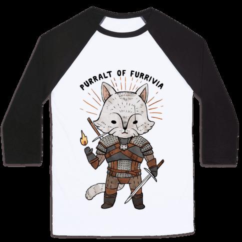 The Whisker Purralt Of Furrivia Cat Parody