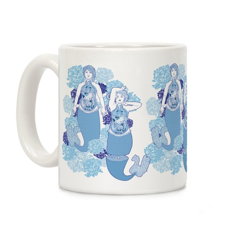 Mermaid Autopsy Coffee Mug