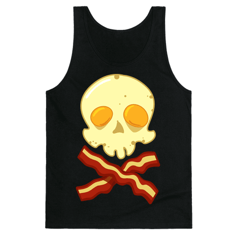 Bacon Roger Tank Top