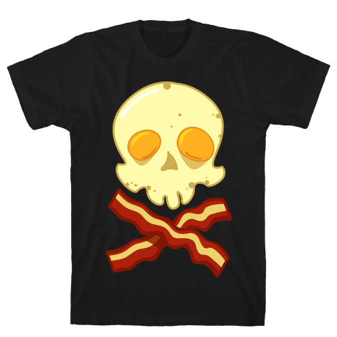 Bacon Roger Mens T-Shirt